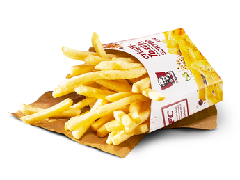 French fries - Big portion