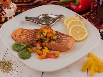 Steak de Salmone