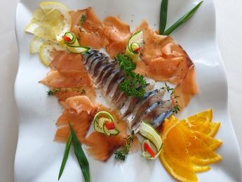 Asorti de pește