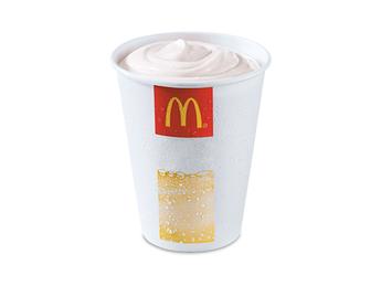 Shake с ванилью