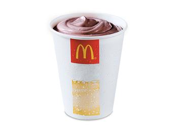 Shake с шоколадом