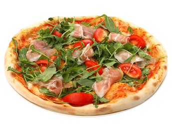 Pizza medium Prosciuto crudo