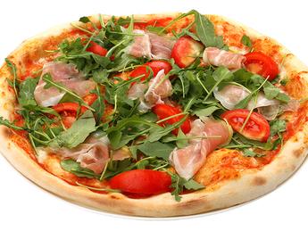 Pizza large Prosciuto crudo
