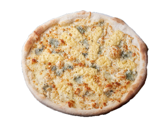 Pizza small 4 Cheese