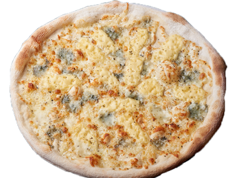 Pizza medium 4 Cheese