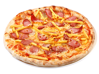 Pizza medium Bambino