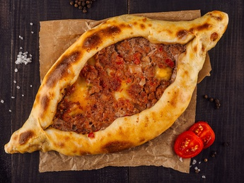 Cheese pide  270 gr.