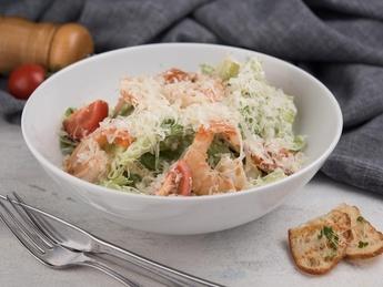 Salad Shrimp caesar
