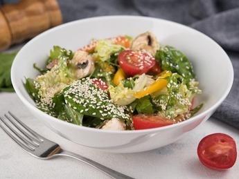 Salad Veggie