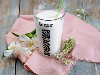 Milkshake with vanilie