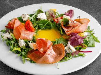 Salad Proschutto