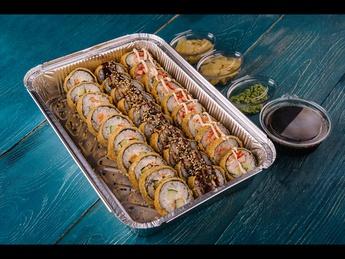 Sushi Platter Tempura