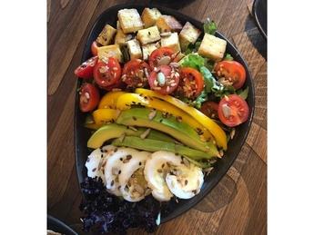 Vegetarian Salat Bowl