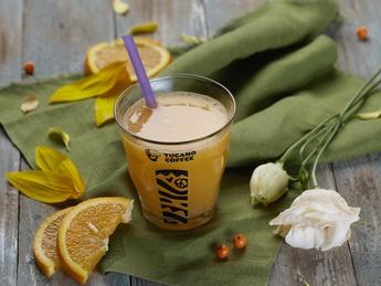Orange fresh 200 ml.