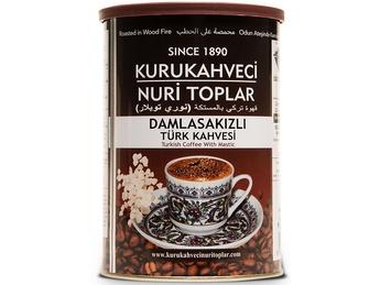 Cafea Nuri Toplar cu adaos de Mastica 250 gr.