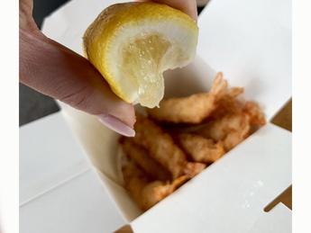 Shrimp tempura [20]