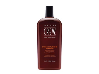 CREW Daily Moisturizing Shampoo for men 1 l