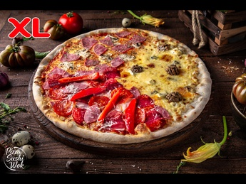 Pizza Grande Mix