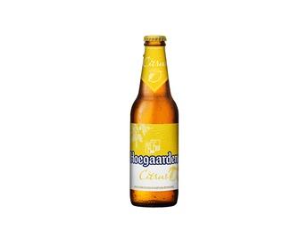 Special beer Hoegaarden Citrus