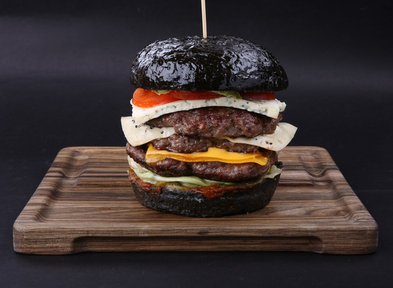 Fuck You burger