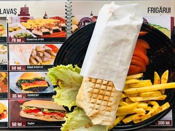Super-kebab mare