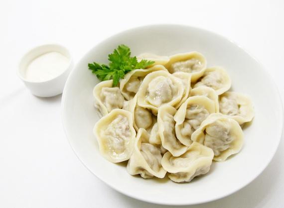 Dumplings Sibirskie