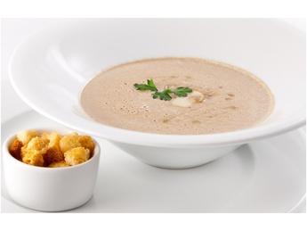 Supă cremă cu ciuperci