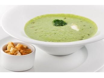 Supă cremă din spanac