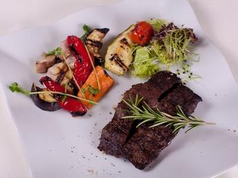 T-bon steak
