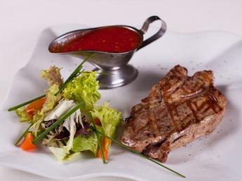 Steak de porc