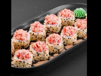 Tayo roll with tuna