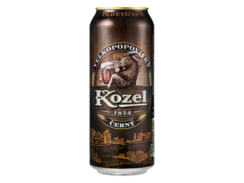 Beer Kozel Dark