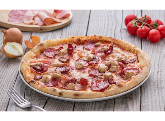 Pizza Cold cuts