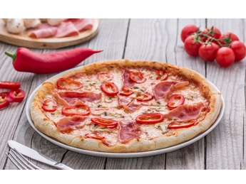 Pizzeta Capriciosa