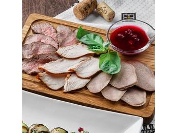 Carpathian meat cuisine