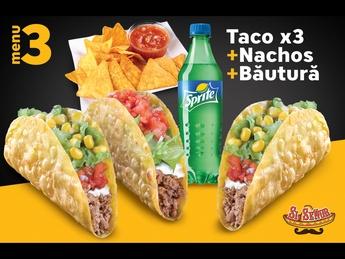 Meniu Taco