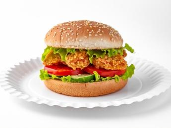Mr. Crispy Burger