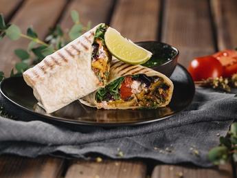 Wrap Quinoa Peru Style