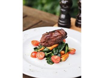 Ladies Steak