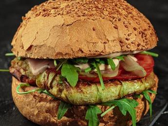 GRILL Burger Vegan