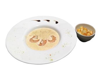 Shrimp cream soup