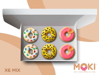 Mix 6 pcs