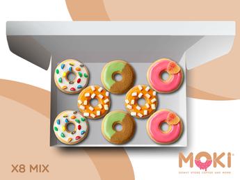 Mix 8 pcs