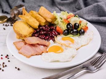 Breakfast german