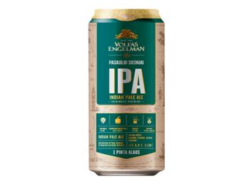 Beer Volfas Balta Ipa