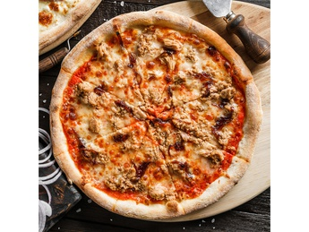 Пицца Tuna