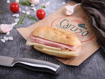 Панини Prosciutto cotto & mozzarella