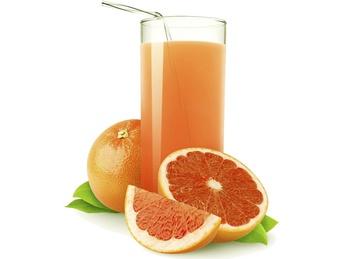 Грейпфрутовый фреш