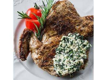 Grilled chicken - Josper