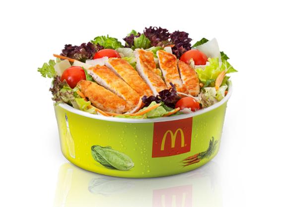 Salată Caesar Grill